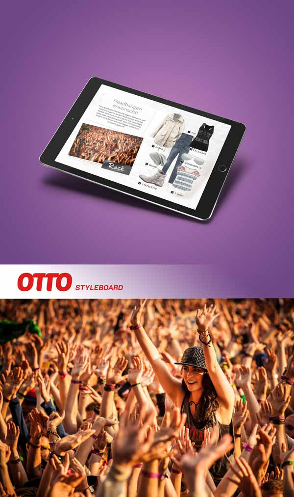 Otto Styleboard Rock am Ring
